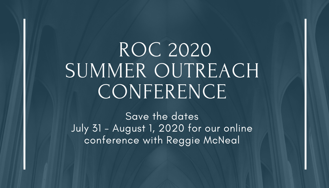 Summer Outreach Conference - ROC