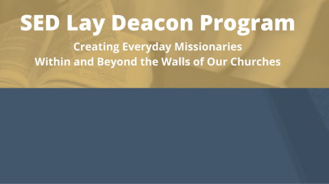 SED Lay Deacon Program